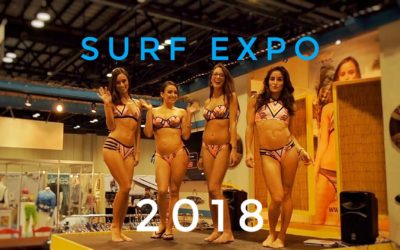 "Surf Expo 2018  ""Gearing up for Baja"""